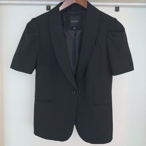 The Limited Black Collection work blazer, size M